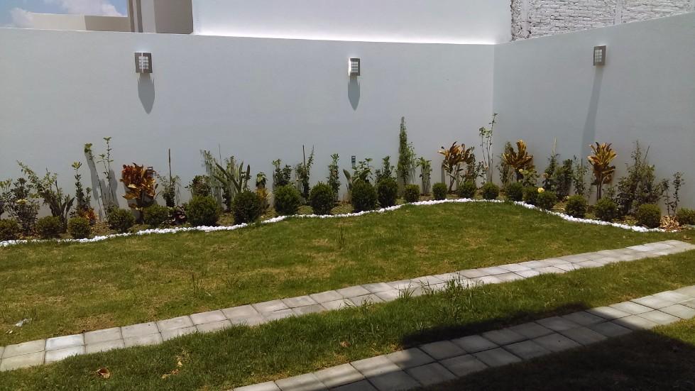 jardín casa en venta tulancingo